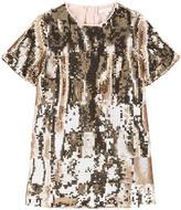 Chloé Mini Me sequined dress
