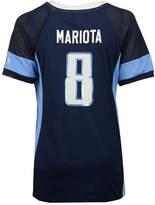 Majestic Women's Marcus Mariota Tennessee Titans 2017 Draft Him T-Shirt
