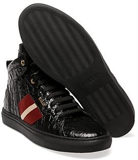 Bally Men's Hexton Leather Sneakers