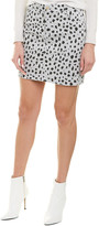 ATM Anthony Thomas Melillo Twill Mini Skirt