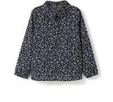 Jacadi Girls' Flower Print Poplin Blouse - Sizes 3-6