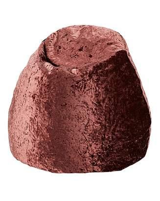 Marisota Crushed Velvet Snug Bean Bag