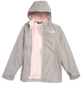 The North Face Girl's Osolita Triclimate Waterproof 3-In-1 Jacket