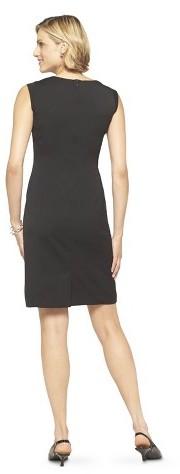 Merona Petite Twill Sheath Dress