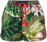 F.R.S For Restless Sleepers floral patterned shorts
