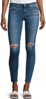 AG Jeans Legging Ankle Jeans, Medium Blue