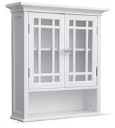 Elegant Home Fashions Neal Wall Cabinet