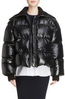 Kenzo Women's Crop Down Puffer Jacket