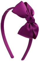 Osh Kosh Grosgrain Bow Headband