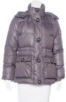 M Missoni Short Puffer Coat