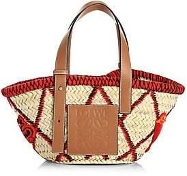 Loewe Women's Small Animals Basket Bag