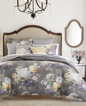 Hotel Collection Classic Grand Bouquet Full/Queen Duvet, Created for Macy's Bedding