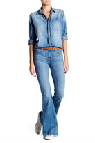 Current/Elliott The High Rise Low Bell Bottom Jean