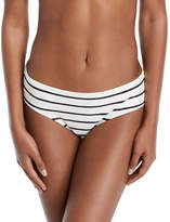 Kate Spade Stinson Beach Striped Bikini Swim Bottoms