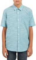 Volcom Boy's Everett Oxford Shirt