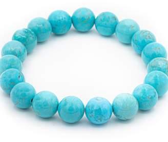 Made It! Turquoise Stone Bracelet