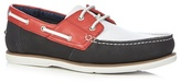 Maine New England Multi-coloured Leather Boat Shoes