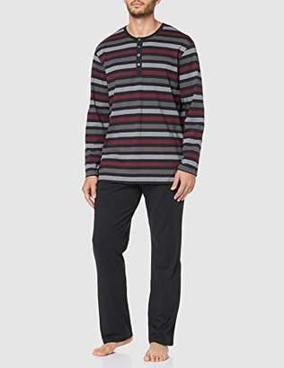 Seidensticker Men's Anzug Lang Pyjama Sets,(Size: 048)
