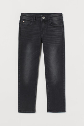H&M Comfort Slim Fit Jeans - Gray