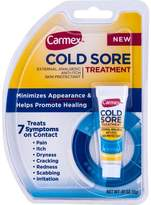 Carmex Cold Sore Treatment Gel - 0.07 oz
