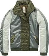 Scotch & Soda Cut Sew Bomber Jacket