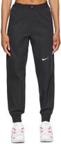 Thumbnail for your product : Nike Black Sportswear Swoosh Lounge Pants