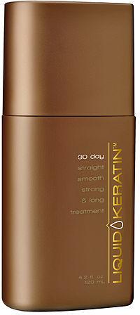 Liquid Keratin 30 Day Straight-Smooth-Strong & Long Treatment 4.2 oz (124 ml)