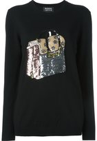Markus Lupfer sequined bag jumper