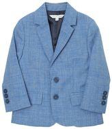 Little Marc Jacobs Linen & Wool Blend Woven Jacket