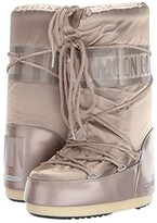 Moon Boot Glance (Platinum) Cold Weather Boots