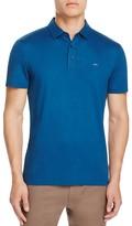 Michael Kors Solid Slim Fit Polo Shirt