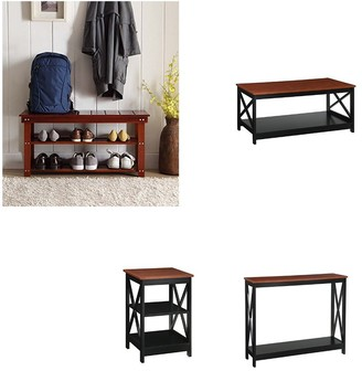 Convenience Concepts Oxford Cherry Collection