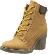 Chinese Laundry Womens Remix Nubuck PU Boot, Chamois, 9.5 M US