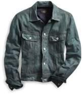 Ralph Lauren Indigo Leather Jacket Indigo 2