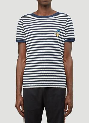 Gucci X Disney Donald Duck Striped T-Shirt