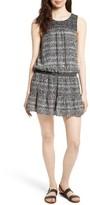 Joie Women's Leilou Silk Blouson Dress
