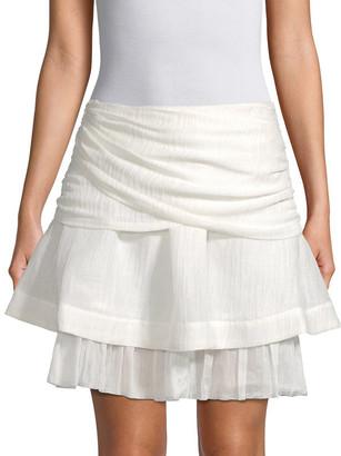 Aje Tanbar Skirt