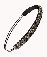 Forever 21 Sparkling Beaded Headband