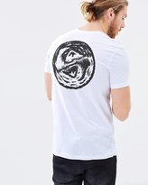 Quiksilver Mens Bad Vision 2 T Shirt