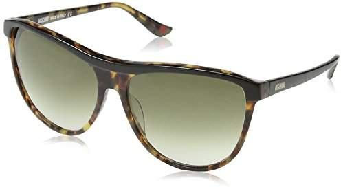 Moschino Women's MO763S Oversized Sunglasses