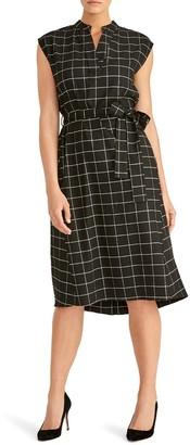 Rachel Roy Collection Nanette Cap Sleeve Dress