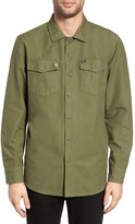 Obey Men's Defense Woven Shirt