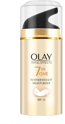 Olay Total Effects Featherweight Uv Day Cream Travel Size 15Ml