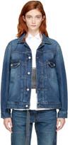 Sacai Blue Levis Edition Limited Edition Denim Jacket