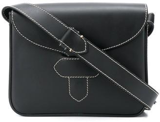 Maison Margiela Stitched Flap Camera Bag
