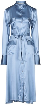 MR. MRS. SHIRT 3/4 length dresses