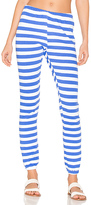 Wildfox Couture Nautical Stripe Bottoms in Blue. - size S (also in )