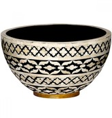 Mela Artisans Imperial Beauty Decorative Bowl, Large