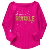 Crazy 8 Get Your Sparkle On Tee