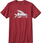 Patagonia Men's Flying Fish Cotton/Poly T-Shirt